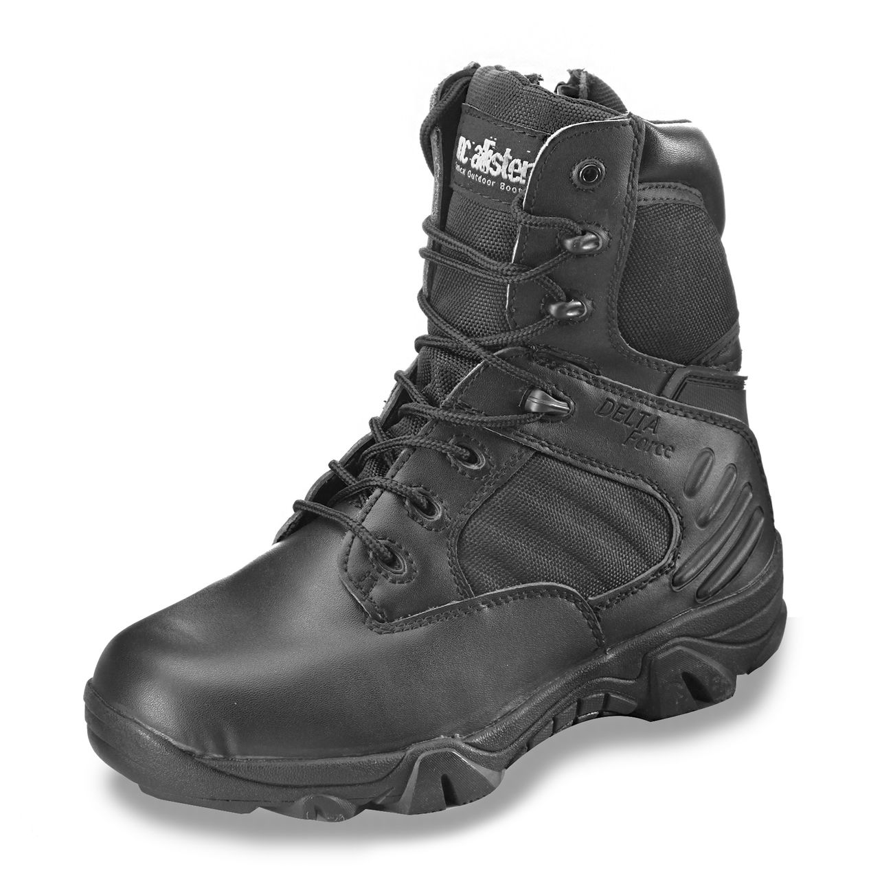 McAllister Stiefel Delta Force Tactical Outdoor Boots schwarz 5