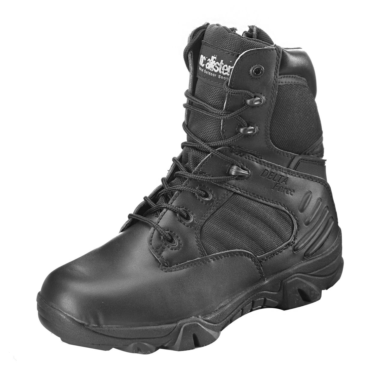 McAllister Stiefel Delta Force Tactical Outdoor Boots schwarz 6