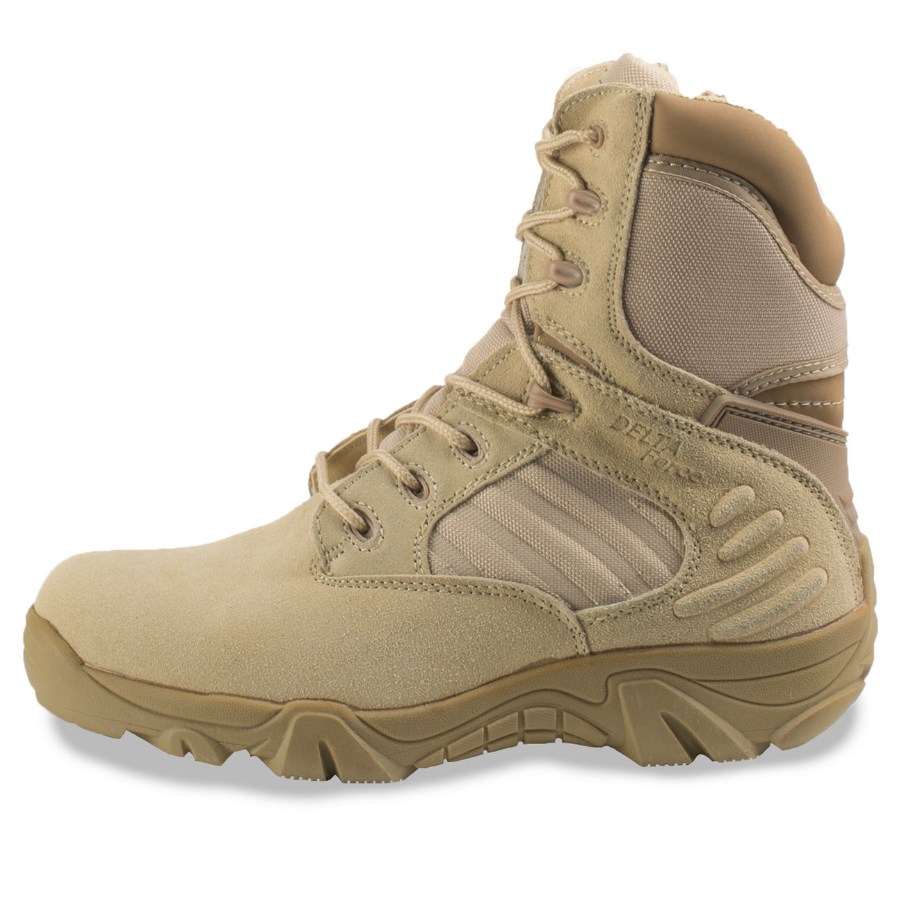 McAllister Stiefel Delta Force Tactical Outdoor Boots khaki 0