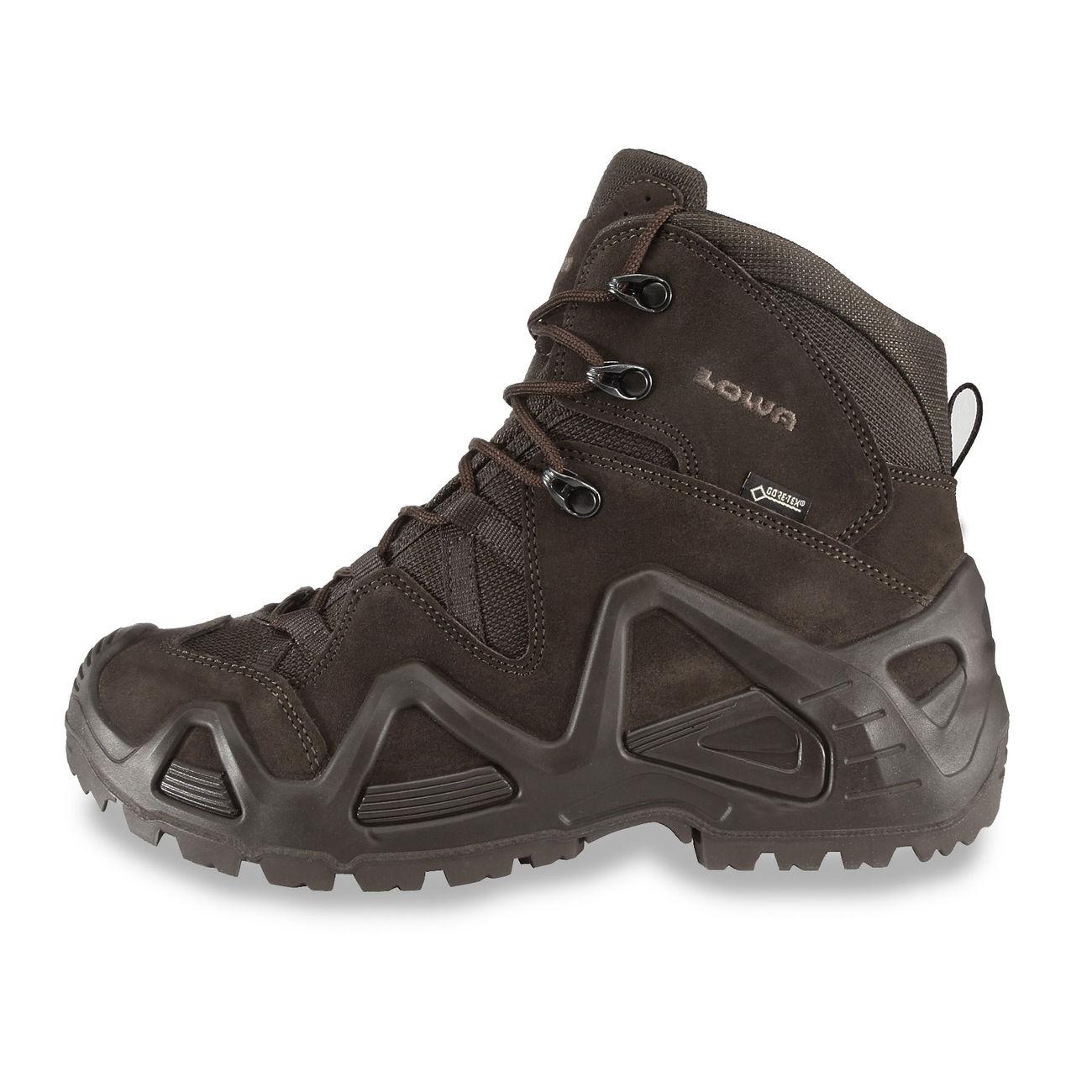 Lowa Boots Zephyr GTX MID TF dunkelbraun