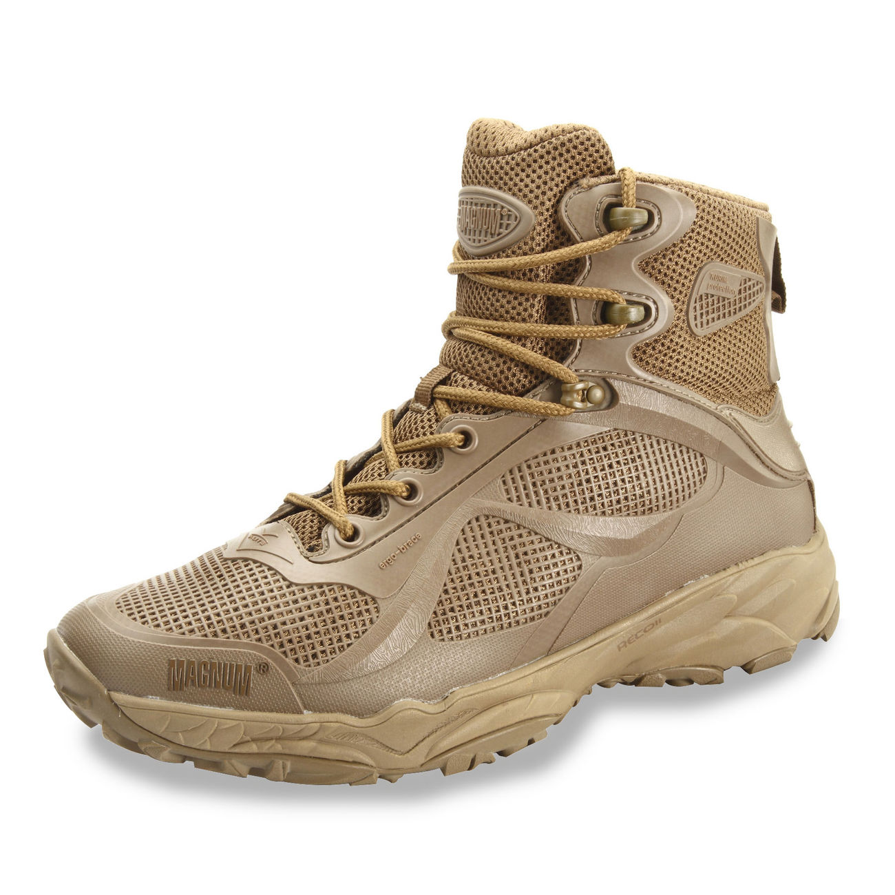 Magnum Boots Opus MID Coyote 3