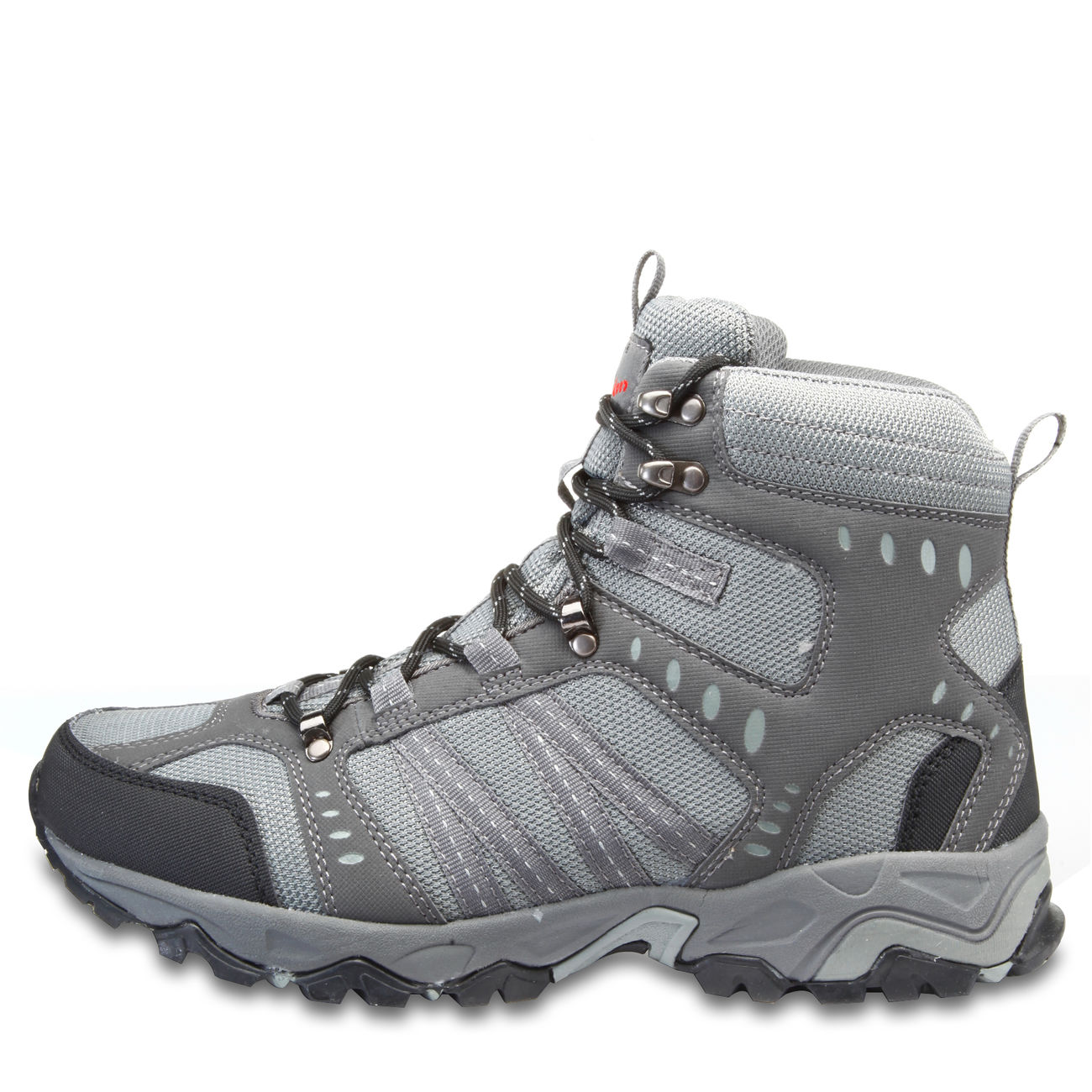 Fox Outdoor Trekkingschuh Mountain High grau 0