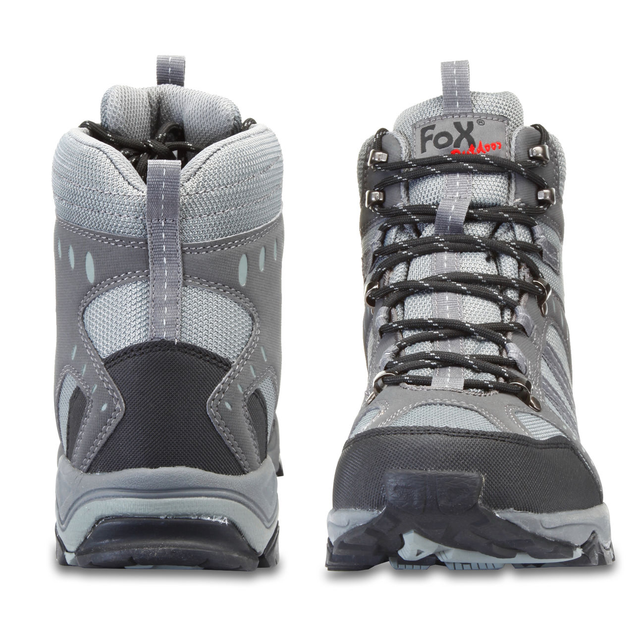 Fox Outdoor Trekkingschuh Mountain High grau 4