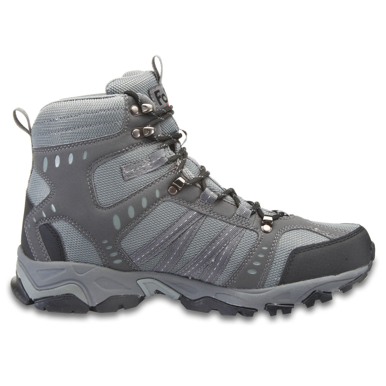 Fox Outdoor Trekkingschuh Mountain High grau 5