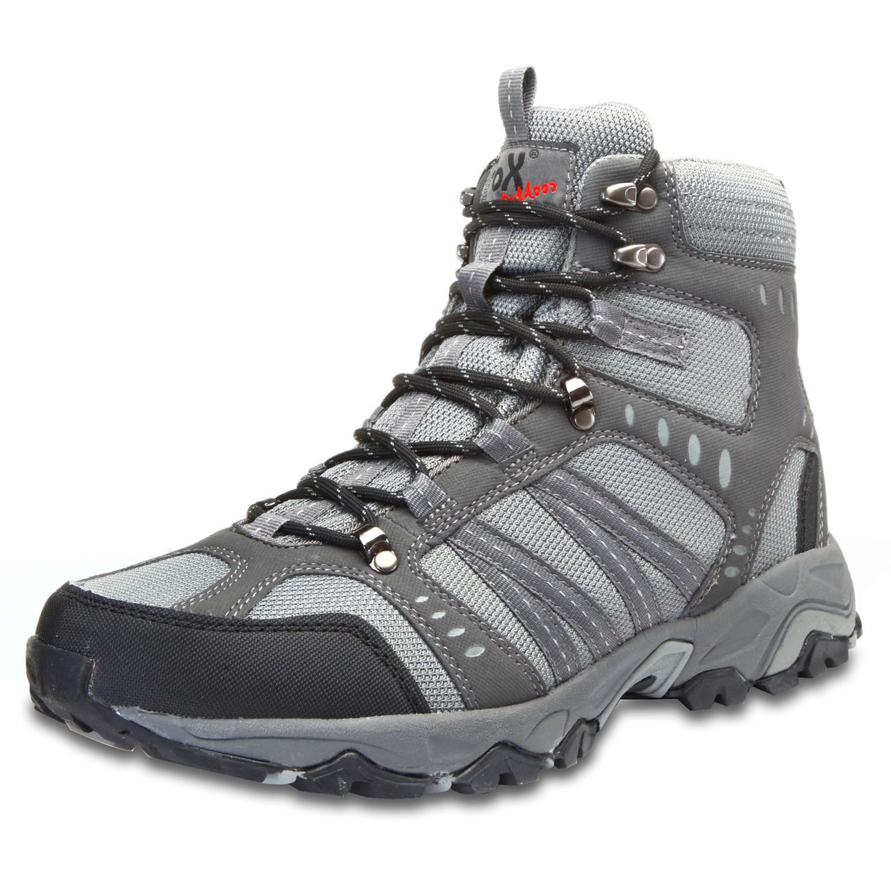 Fox Outdoor Trekkingschuh Mountain High grau 6