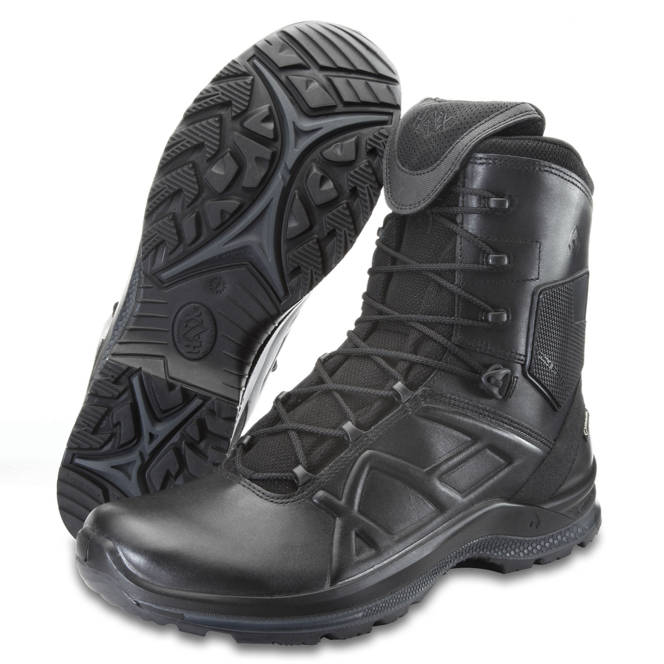 Haix Stiefel Black Eagle Tactical 2.0 High schwarz 1