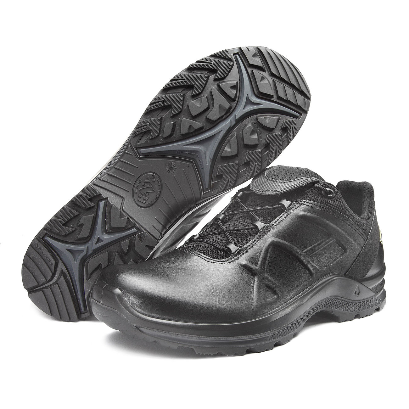Haix Halbschuh Black Eagle Tactical 2.0 GTX Low schwarz 1
