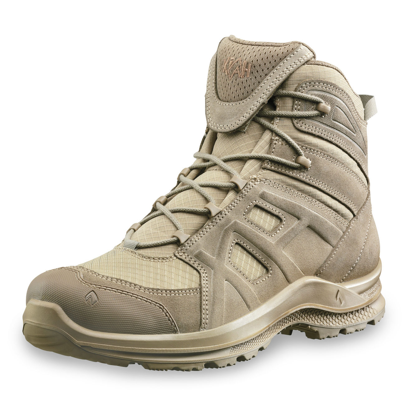 Haix Funktionshalbstiefel Black Eagle Athletic 2.0 V T mid desert 0
