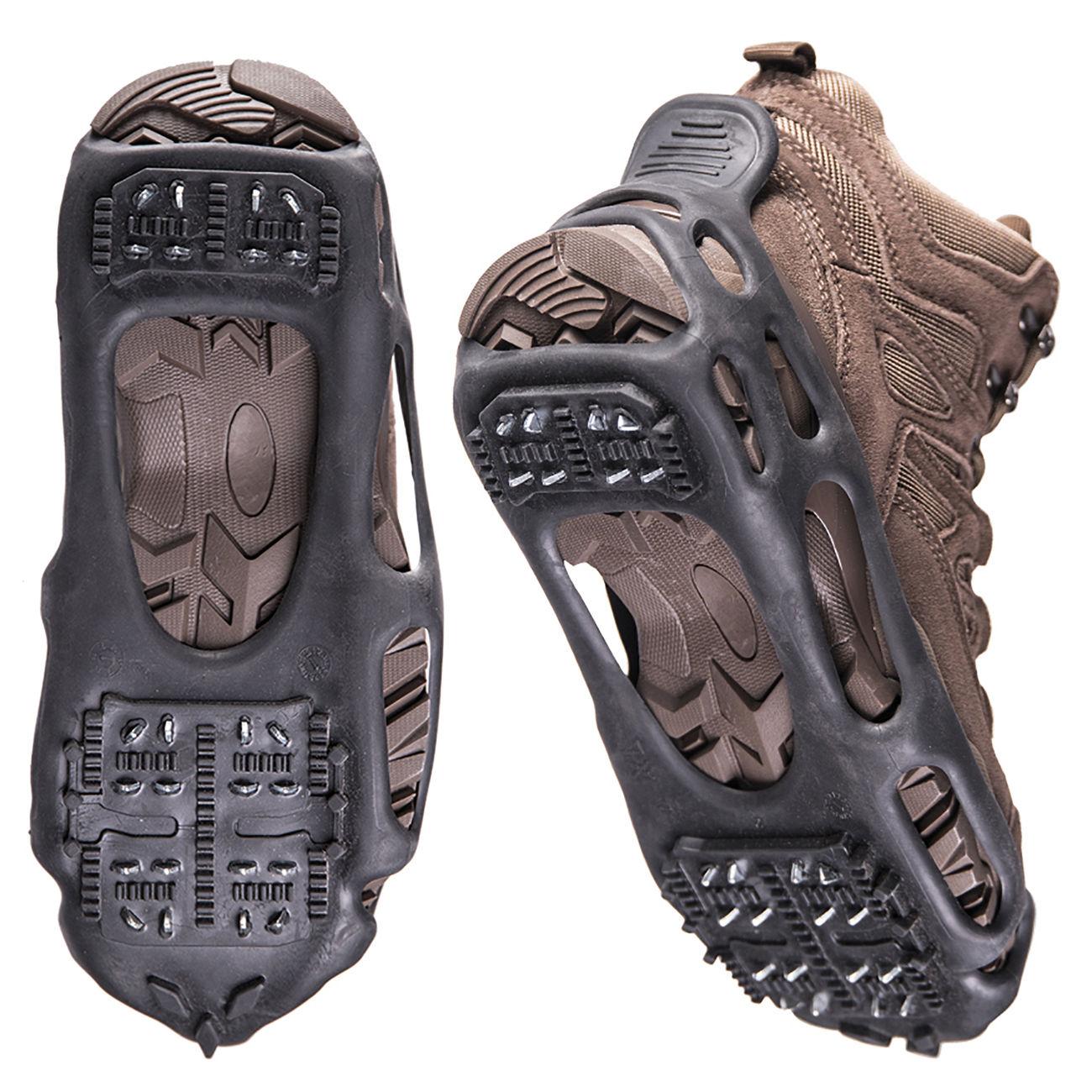 sports shoes b0797 597eb Mil-Tec Schuh Spikes Überziehschuh