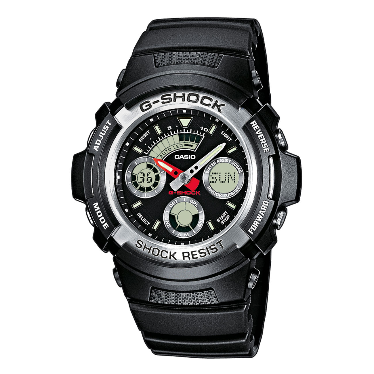 Casio G-Shock Speed Shifter Armbanduhr 0