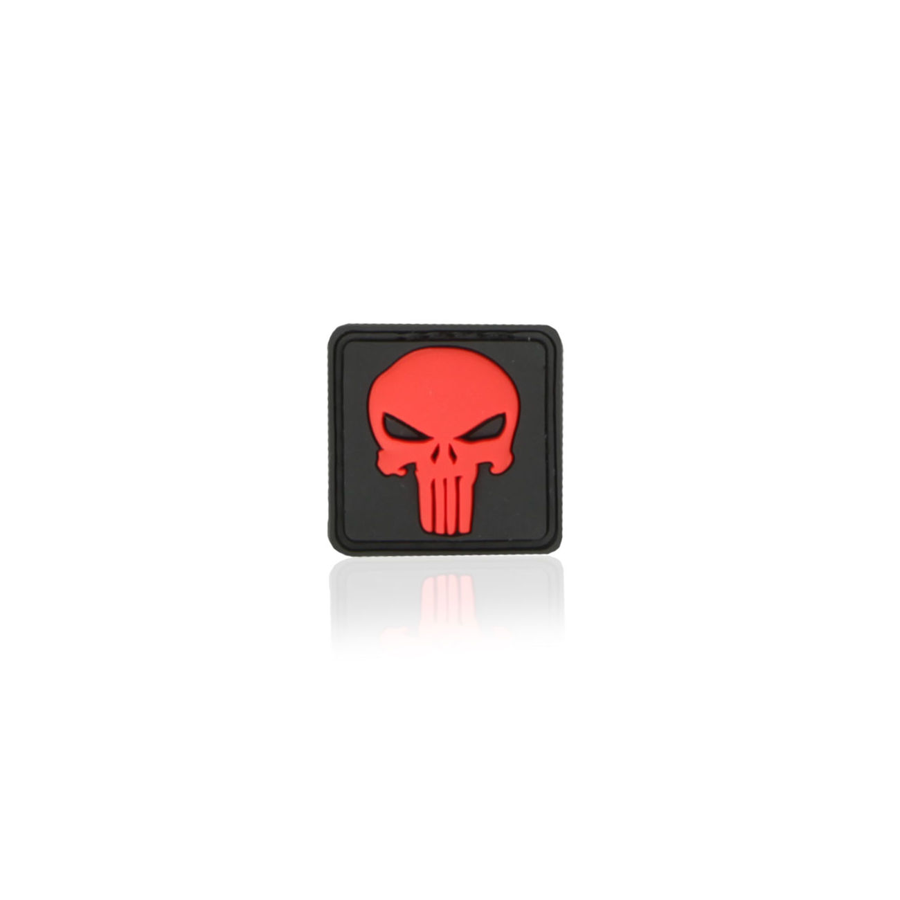 3D Rubber Patch Punisher blackmedic 0
