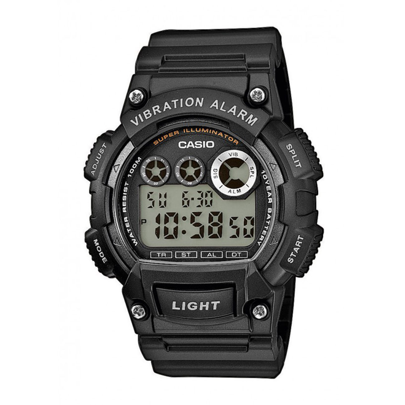 Casio Armbanduhr Collection W-735H-1AVEF 0