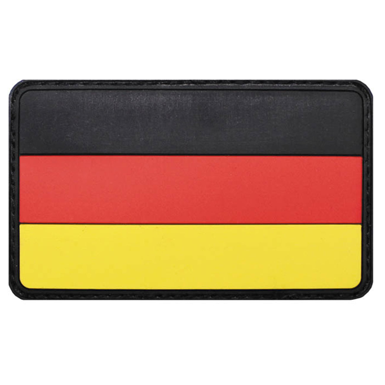 MFH 3D Rubber Patch Deutschland 0