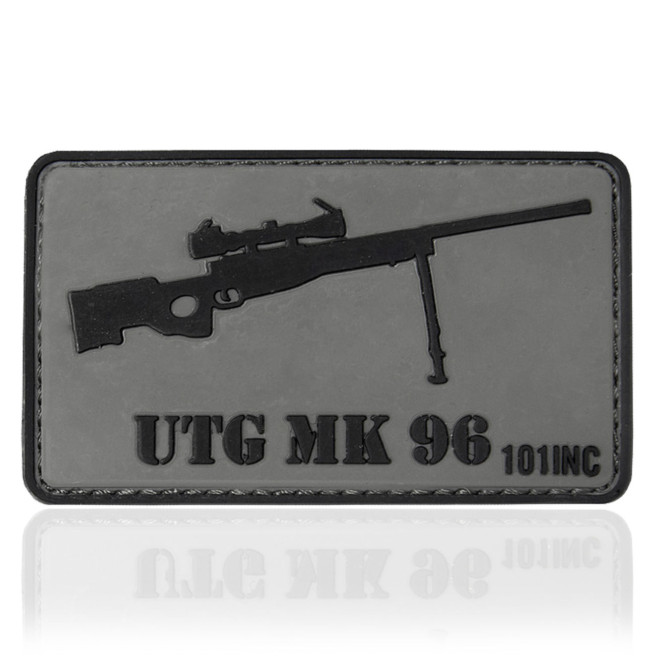 101 INC. 3D Rubber Patch UTG MK 96 0