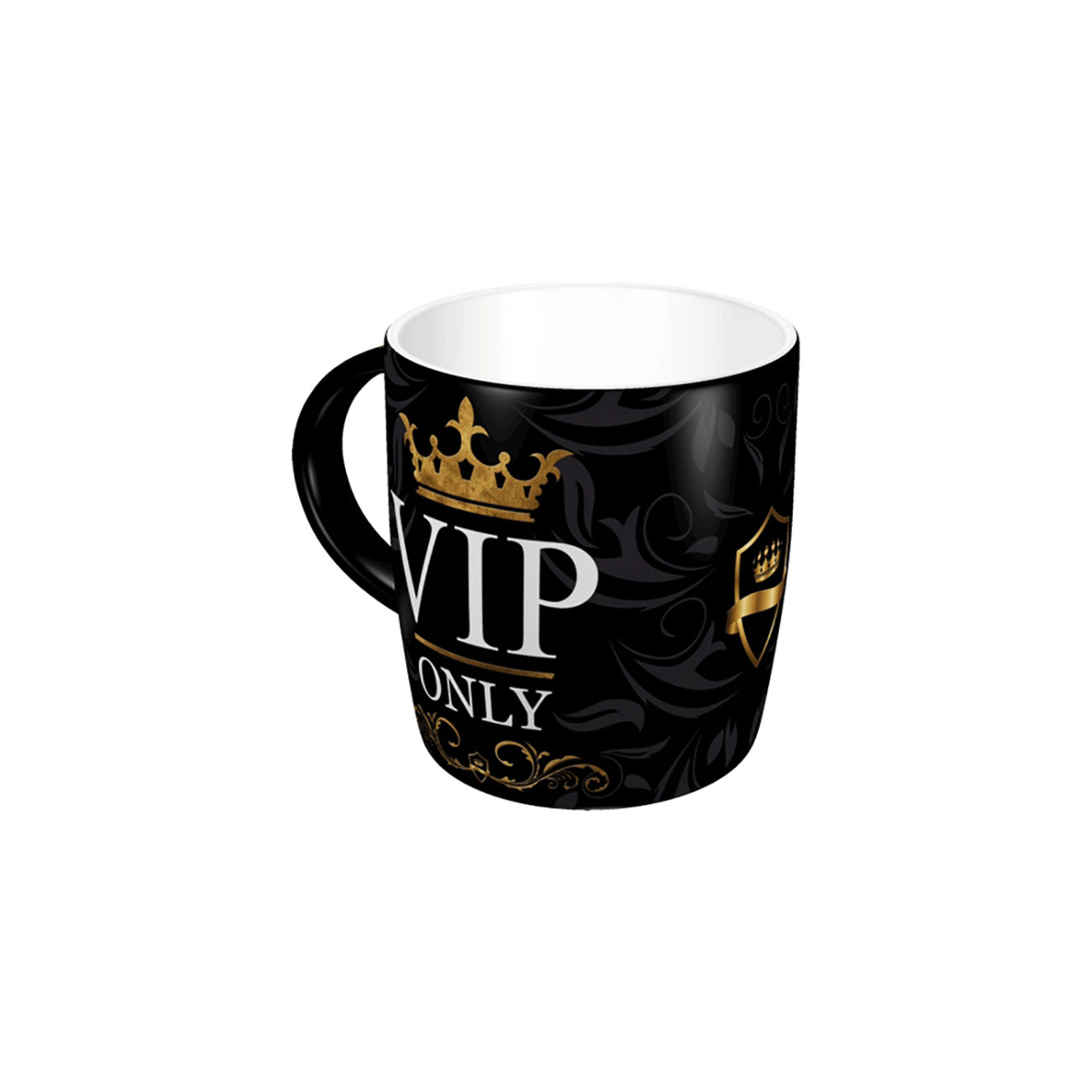 Achtung! Tasse VIP Only 1