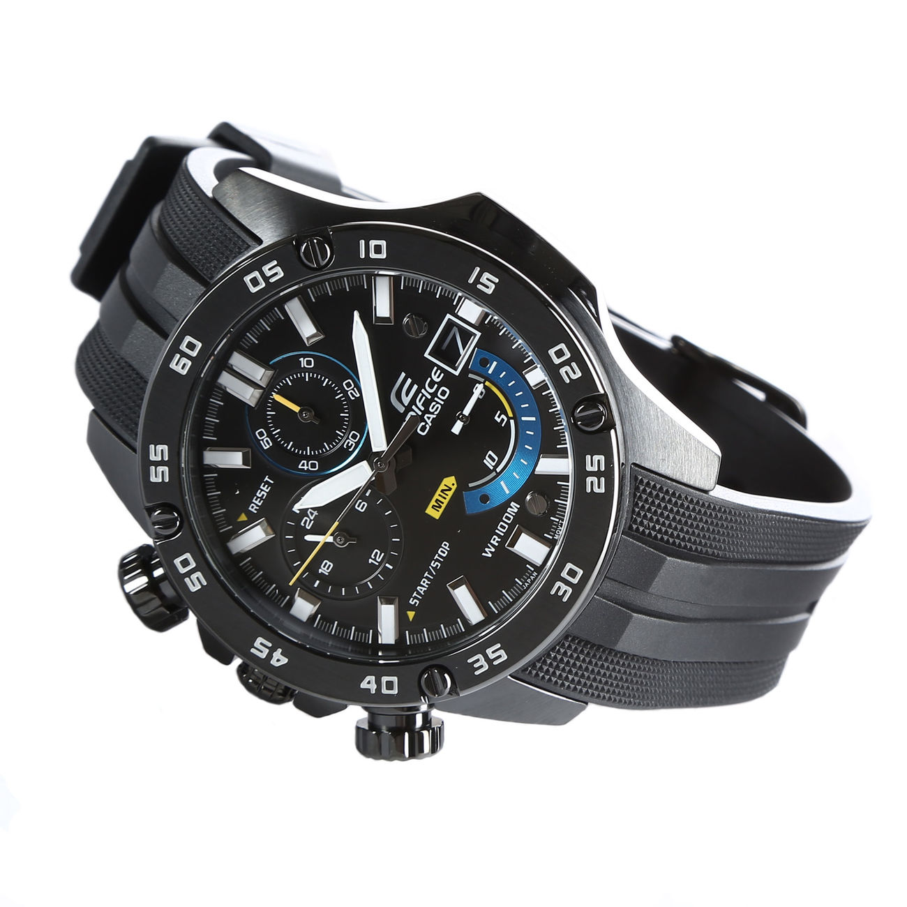 Casio Edifice Armbanduhr EFR-558BP-1AVUEF 7