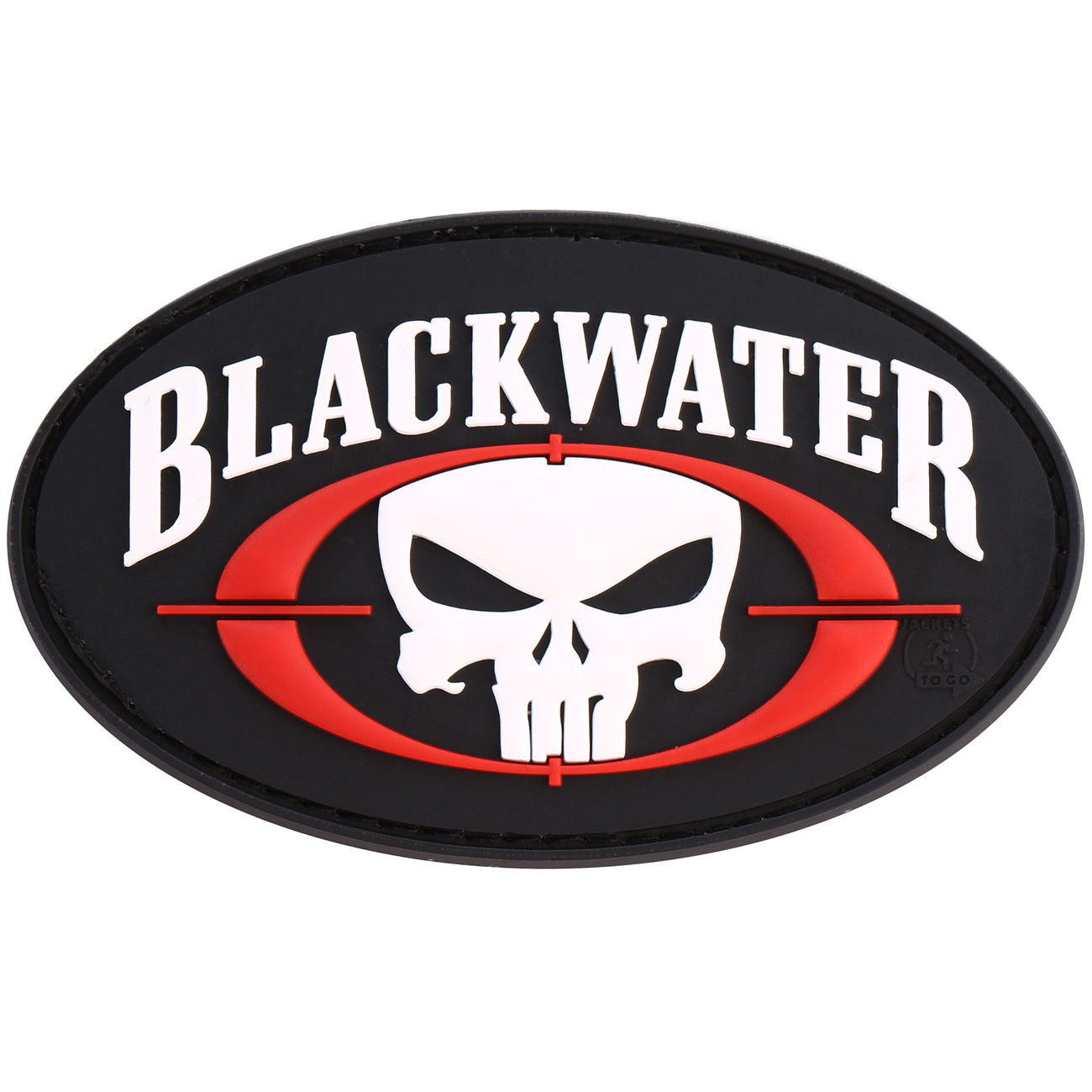 JTG 3D Rubber Patch BWP Blackwater Punisher 0