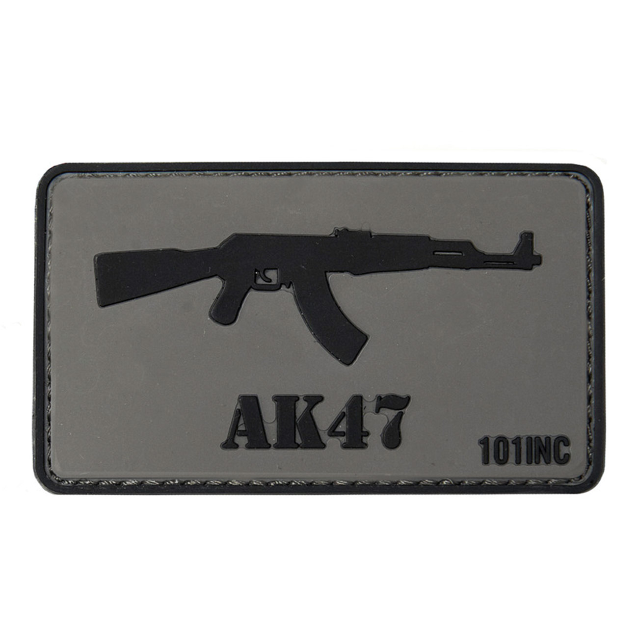 101 INC 3D Rubber Patch AK47 0
