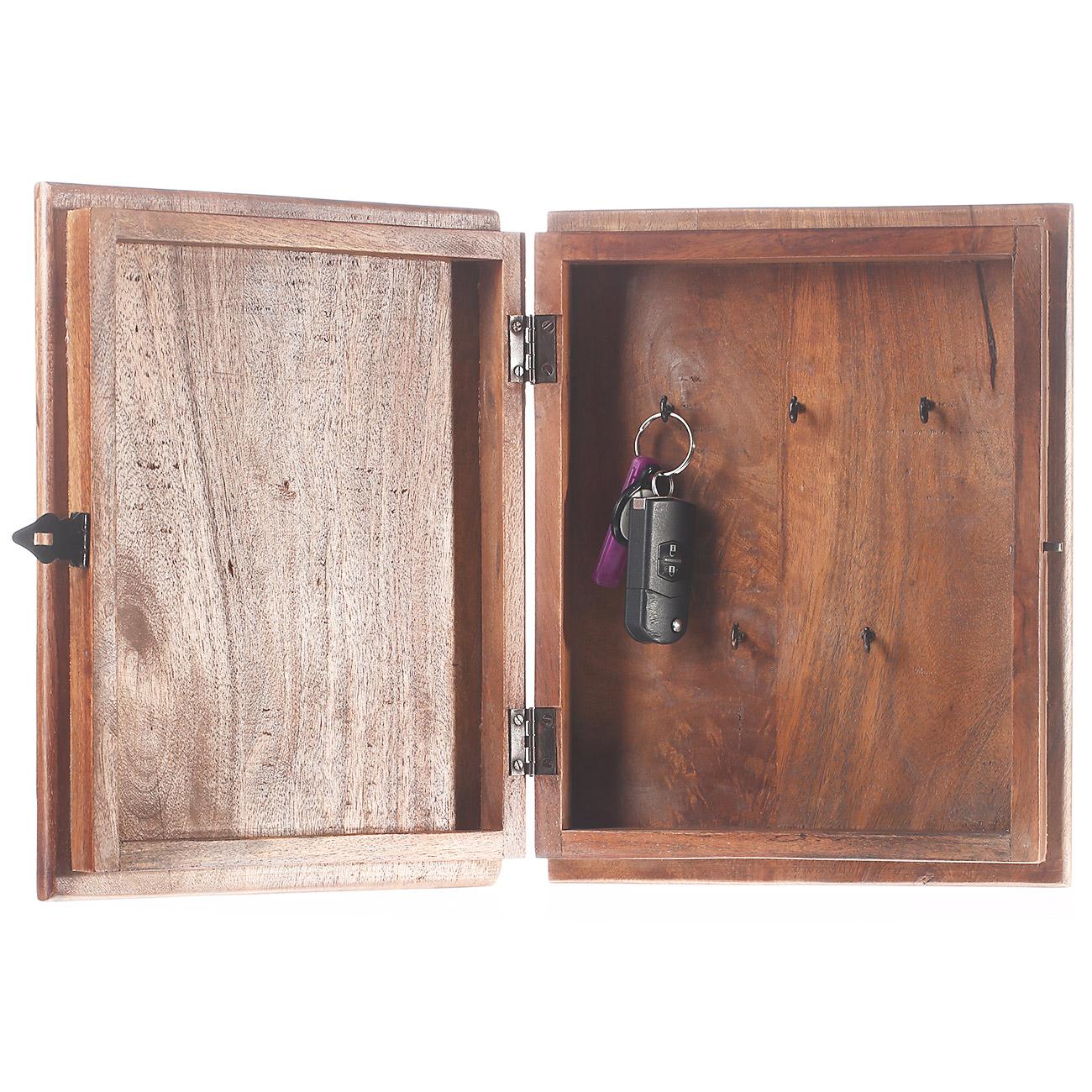 mittelalterlicher schl sselkasten aus holz g nstig kaufen kotte zeller. Black Bedroom Furniture Sets. Home Design Ideas