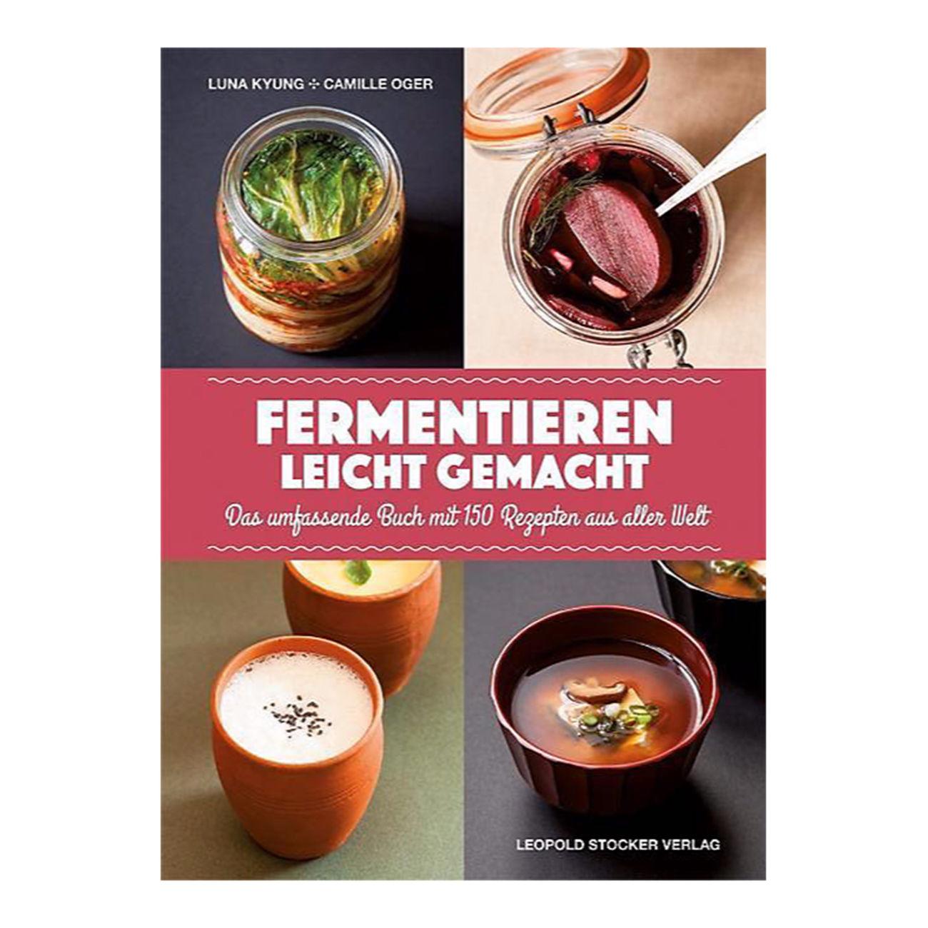 Buch Fermentieren leicht gemacht günstig kaufen - Kotte & Zeller