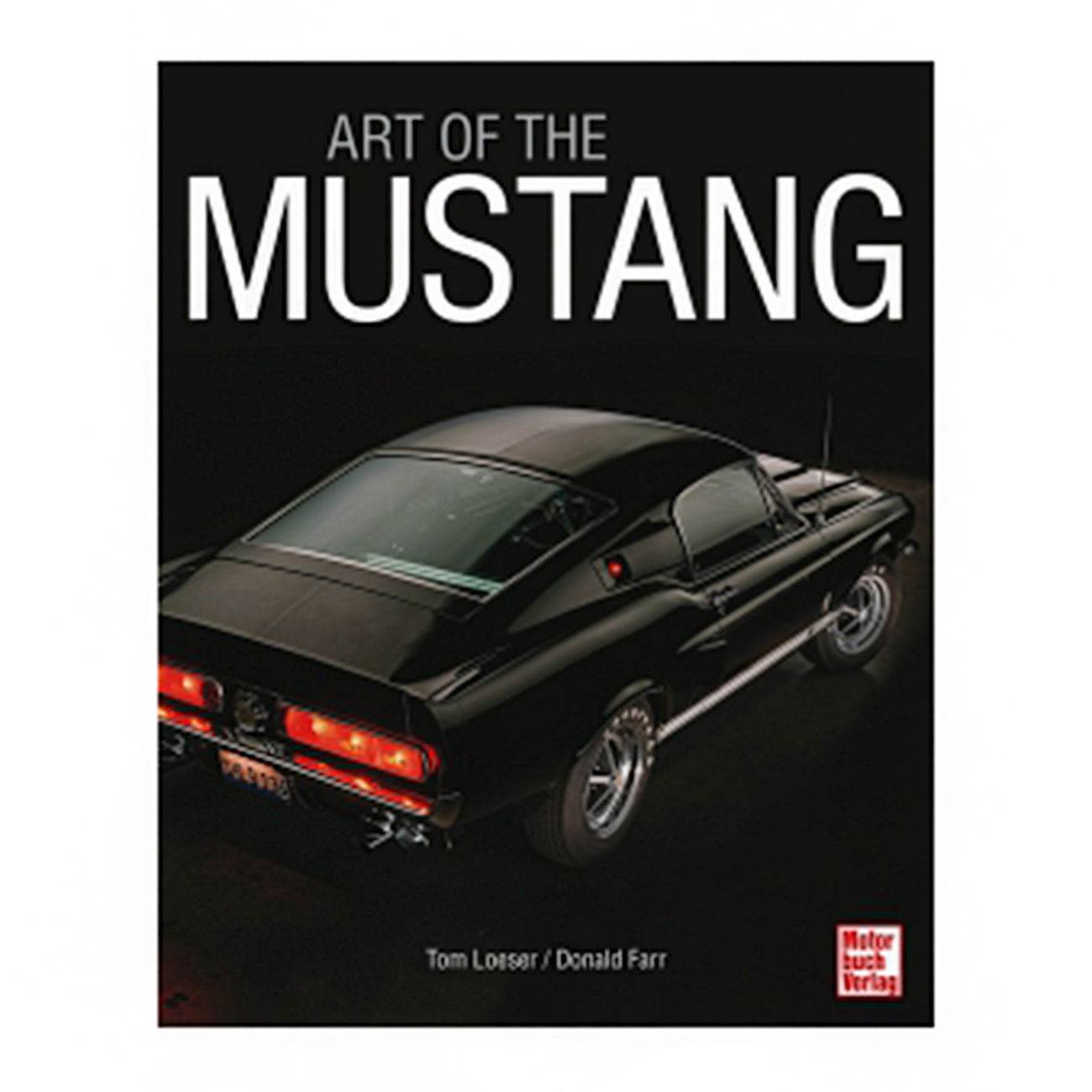 Art of the Mustang 0