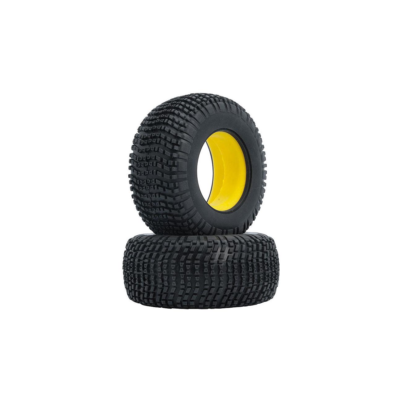 LRP 110 Reifen VTEC Overdose SC mit Einlagen (2 Stück