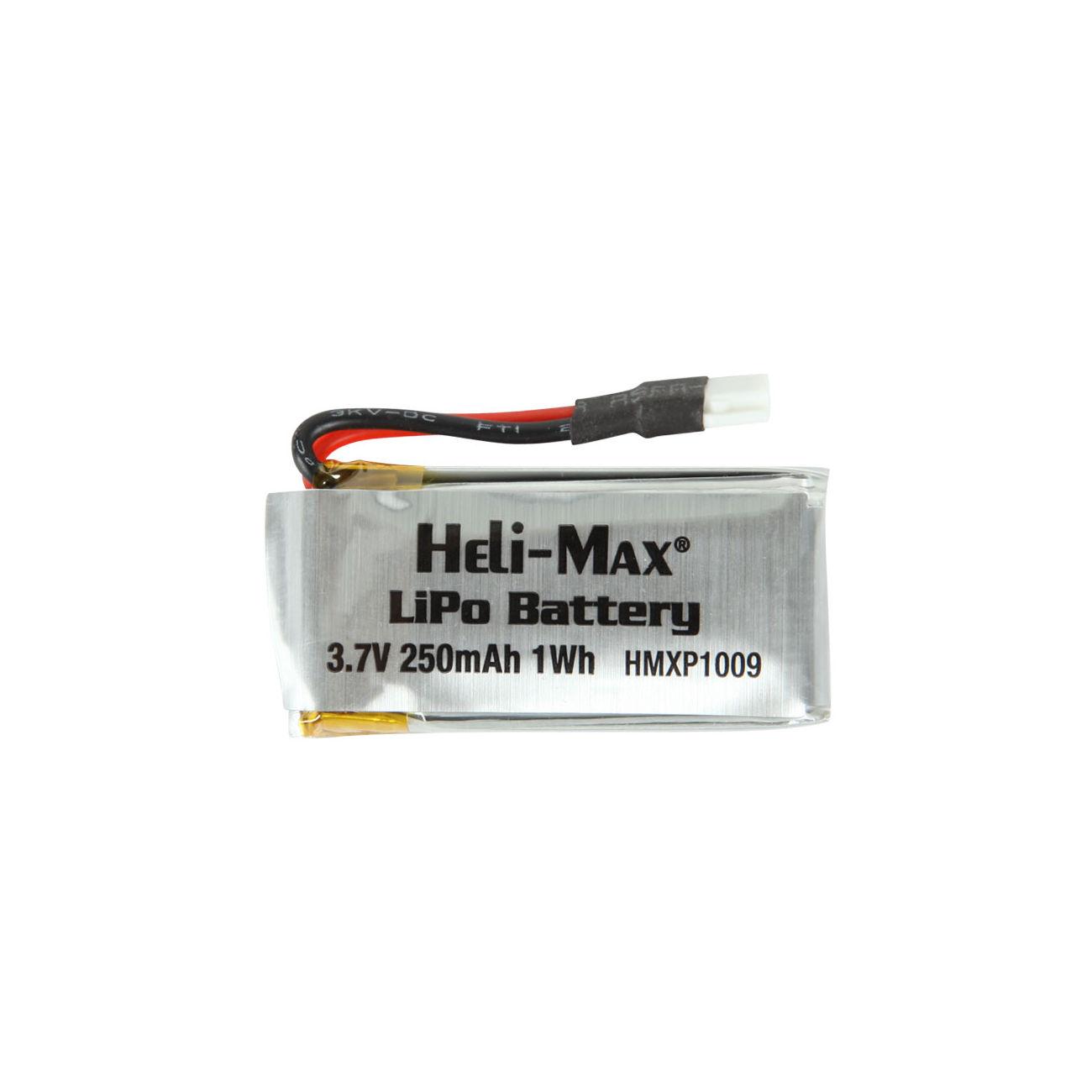 Heli max lipo akku 3 7v 250mah f r heli max 1sq for Lipo schreibtisch