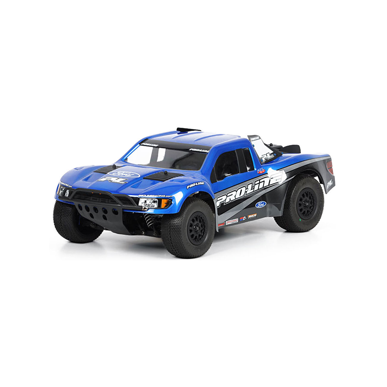 pro line 1 10 lexan karosserie flo tek ford f 150 raptor. Black Bedroom Furniture Sets. Home Design Ideas