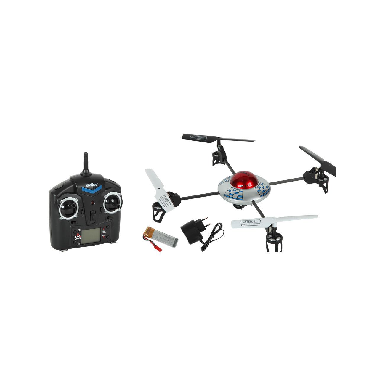 rc quadrocopter xxl ufo u817c mit kamera 4 kanal 2 4 ghz rtf kotte zeller. Black Bedroom Furniture Sets. Home Design Ideas