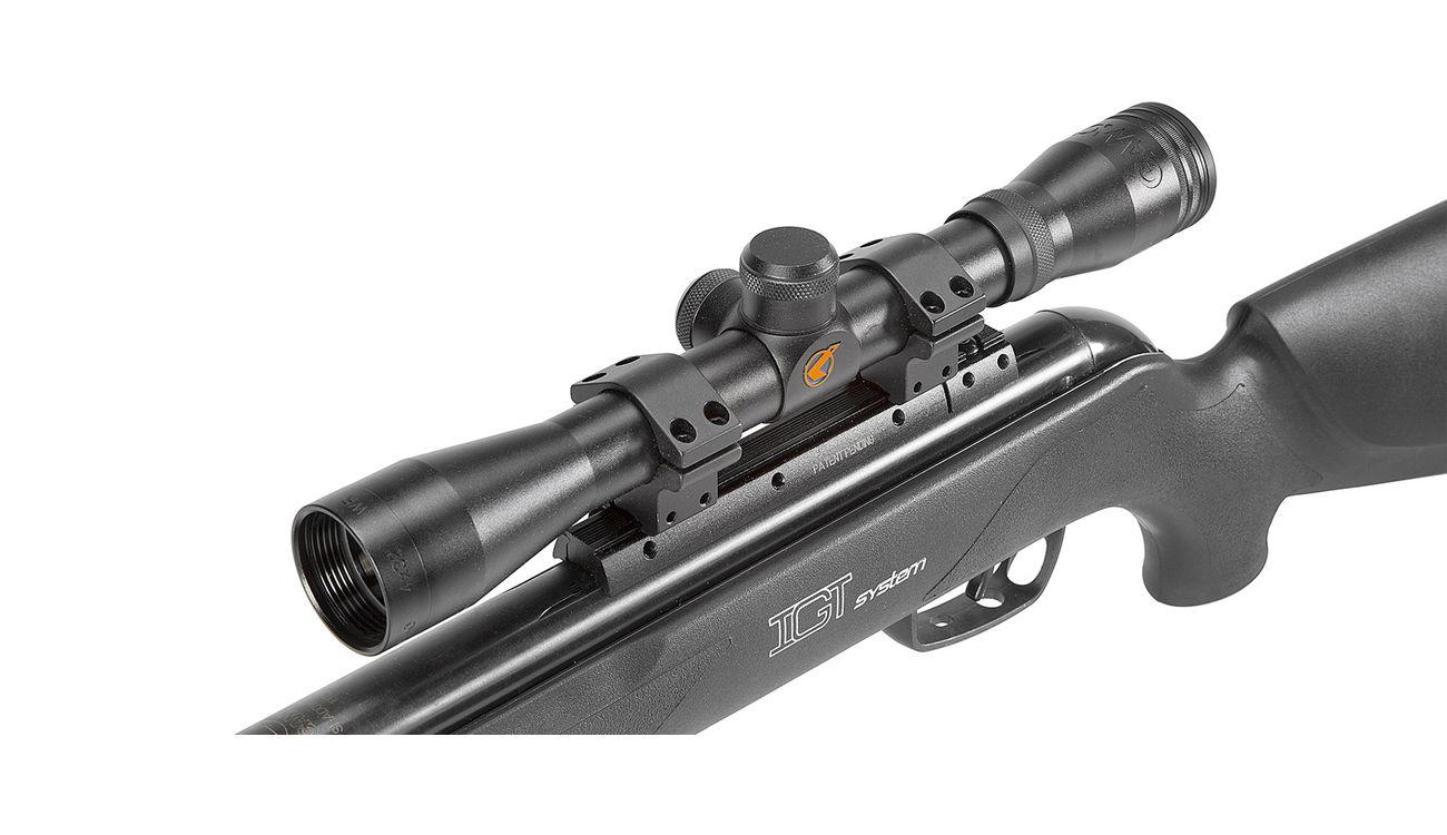 Gamo shadow igt luftgewehr 4 5mm set inkl. zielfernrohr und munition