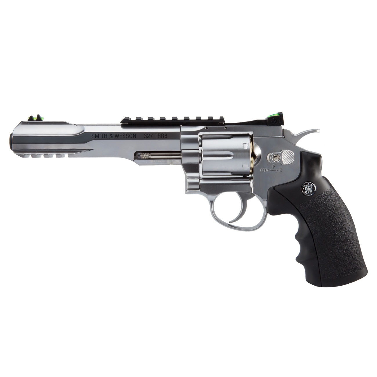 smith wesson mod 327 trr8 co2 revolver 4 5mm bb nickel vollmetall g nstig kaufen kotte zeller. Black Bedroom Furniture Sets. Home Design Ideas