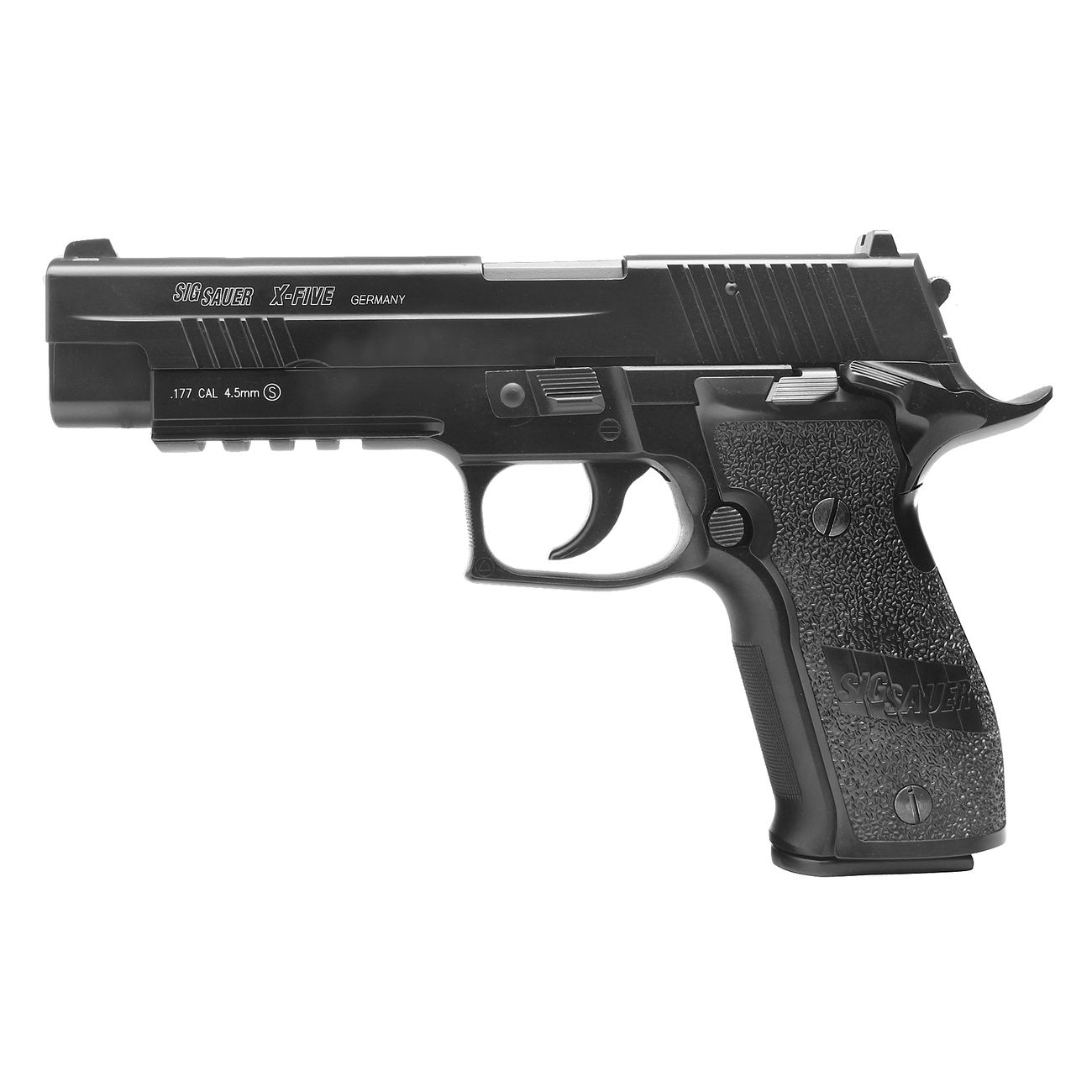 Cybergun Sig Sauer P226 X-Five Vollmetall CO2 Luftpistole 4,5mm BB 0