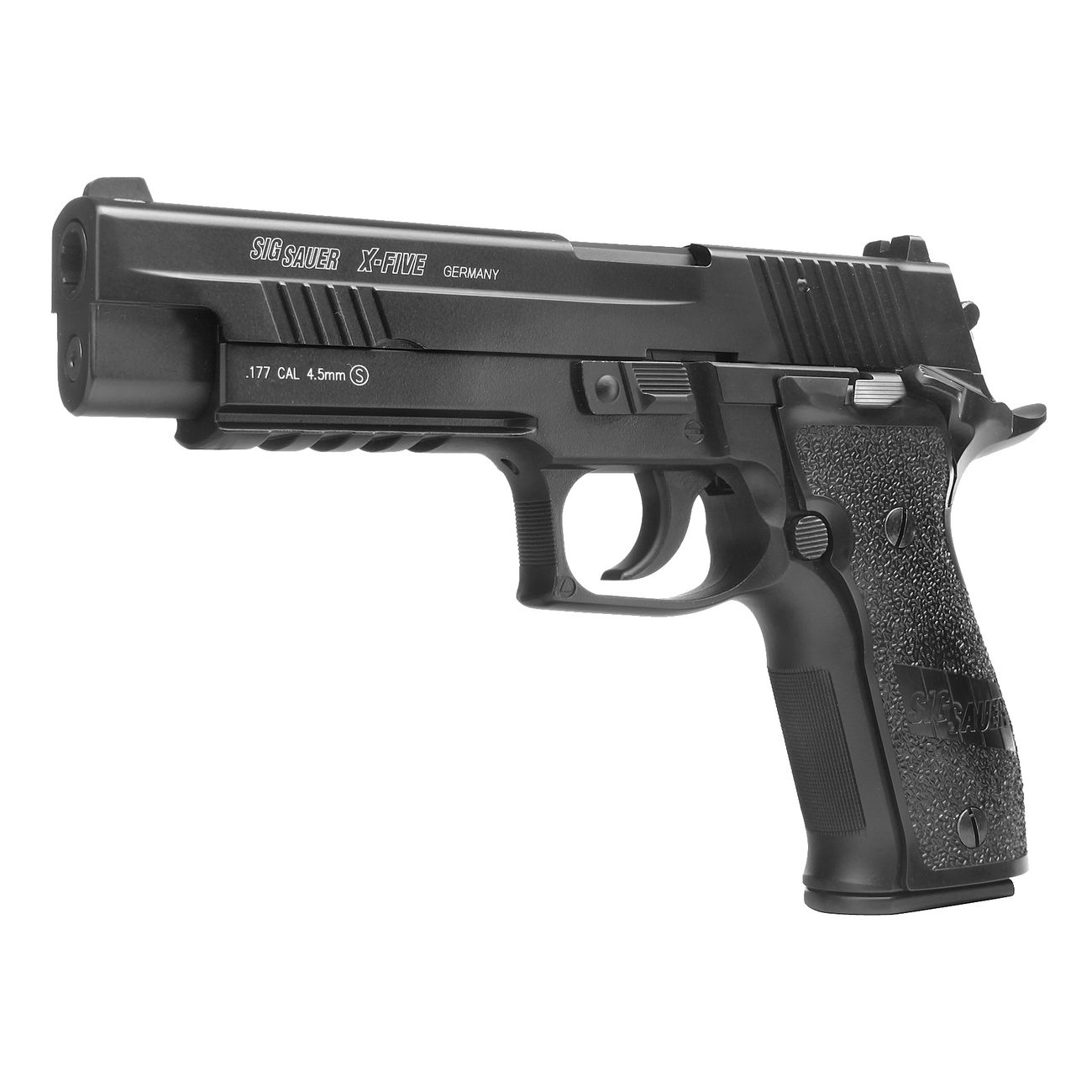 Cybergun Sig Sauer P226 X-Five Vollmetall CO2 Luftpistole 4,5mm BB 1