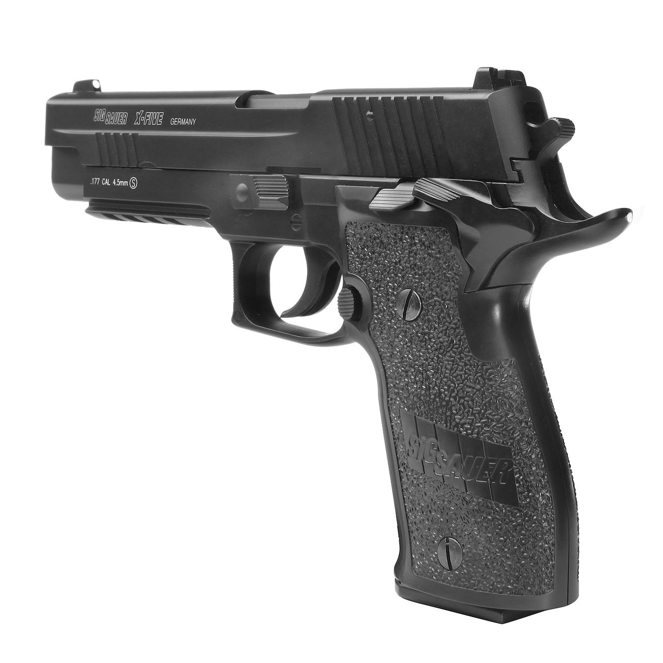 Cybergun Sig Sauer P226 X-Five Vollmetall CO2 Luftpistole 4,5mm BB 2