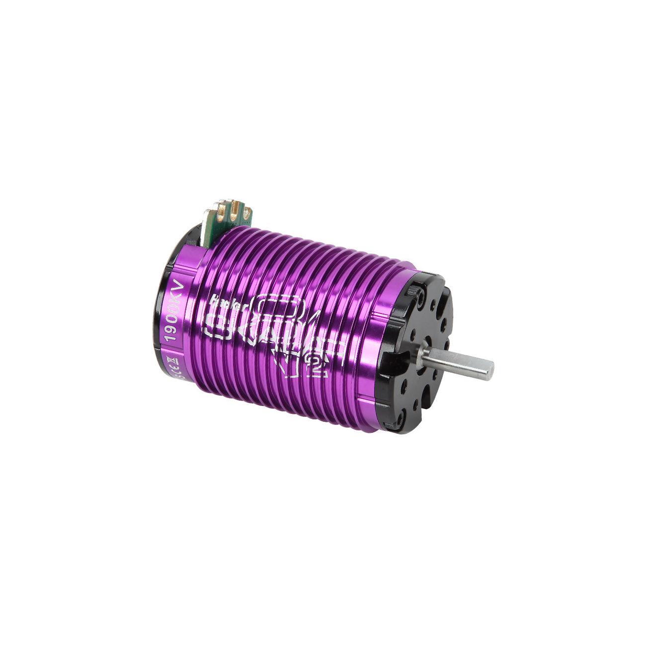 Hacker Skalar 8 V2 Brushless Motor Sensor 1900 Kv 71821900