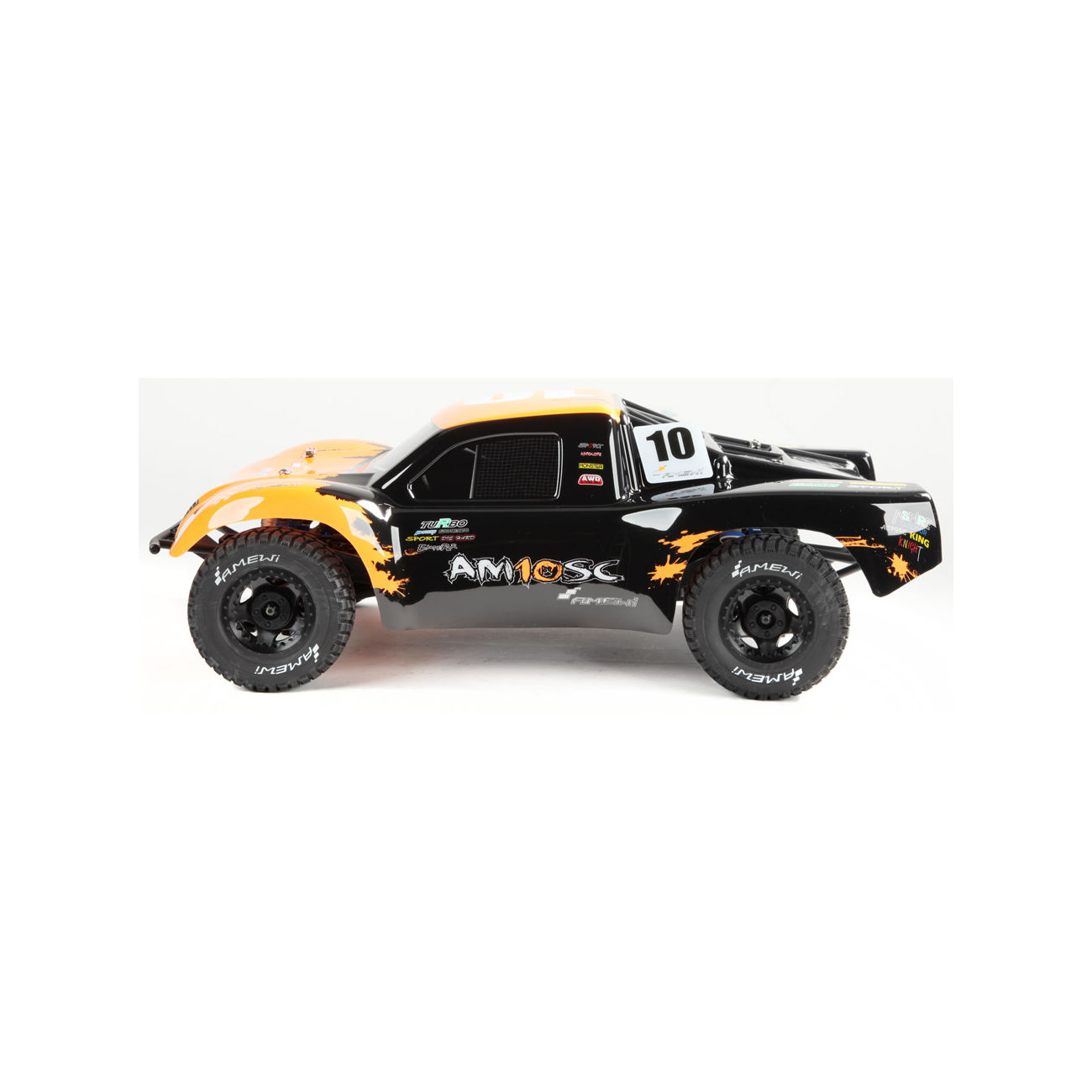Amewi 1:10 AM10SC V2 Brushless 4WD Short Course Truck 2,4 GHz RTR Set 22139 1