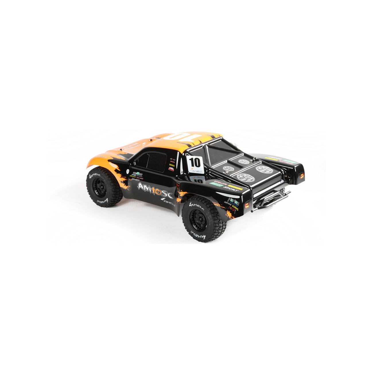 Amewi 1:10 AM10SC V2 Brushless 4WD Short Course Truck 2,4 GHz RTR Set 22139 3