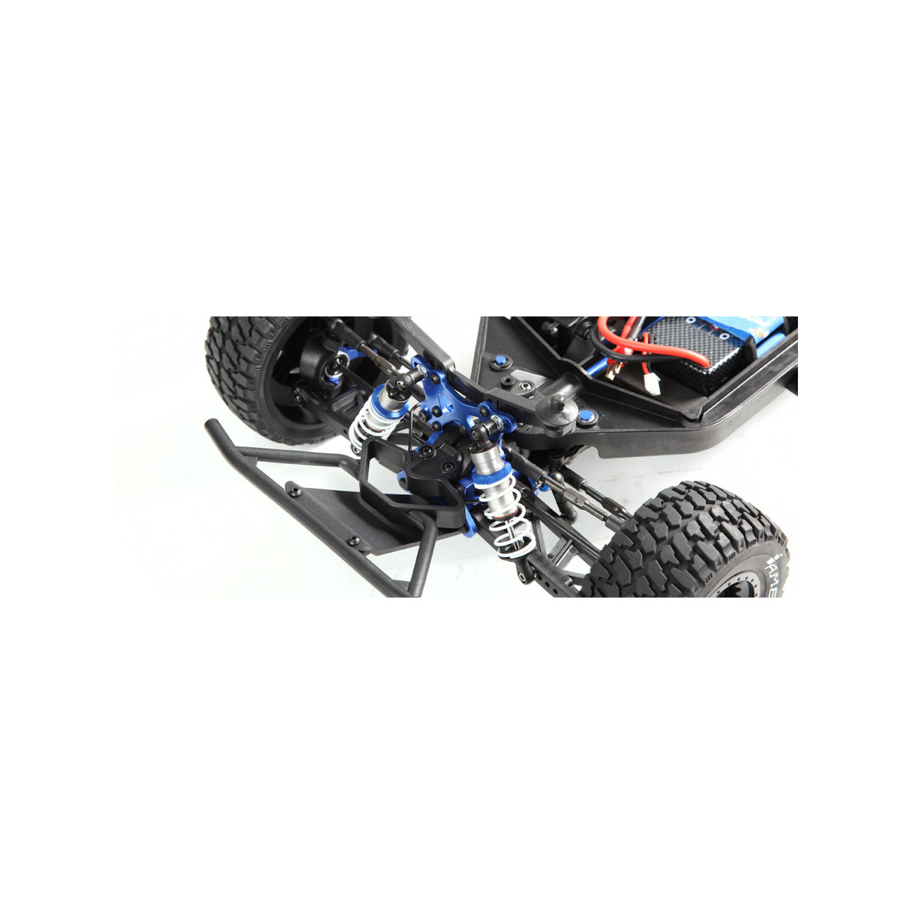 Amewi 1:10 AM10SC V2 Brushless 4WD Short Course Truck 2,4 GHz RTR Set 22139 4