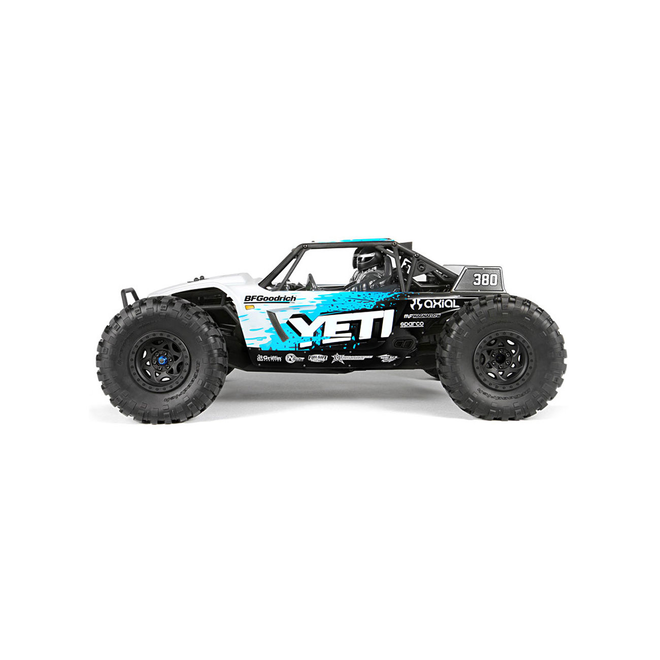 Axial 1:10 Yeti 4WD Brushless Rock Racer Truck 2,4 GHz RTR Set AX90026 1