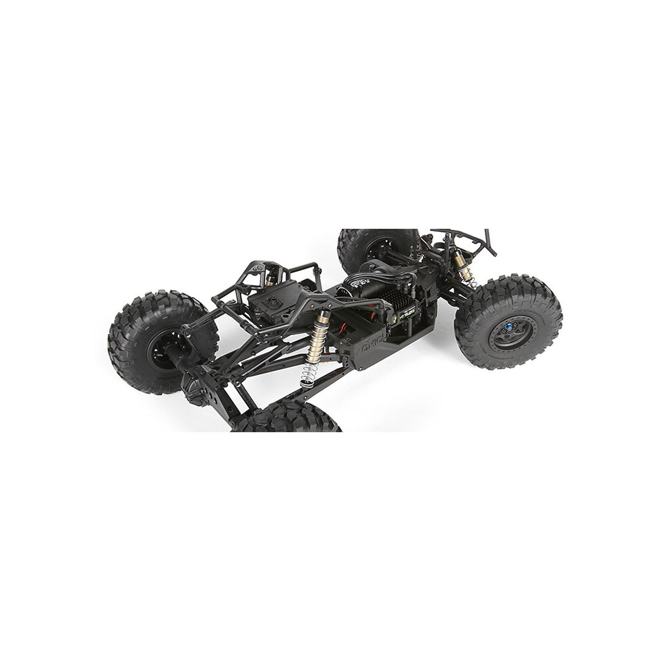 Axial 1:10 Yeti 4WD Brushless Rock Racer Truck 2,4 GHz RTR Set AX90026 2