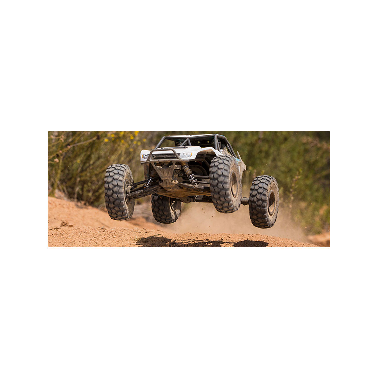Axial 1:10 Yeti 4WD Brushless Rock Racer Truck 2,4 GHz RTR Set AX90026 4