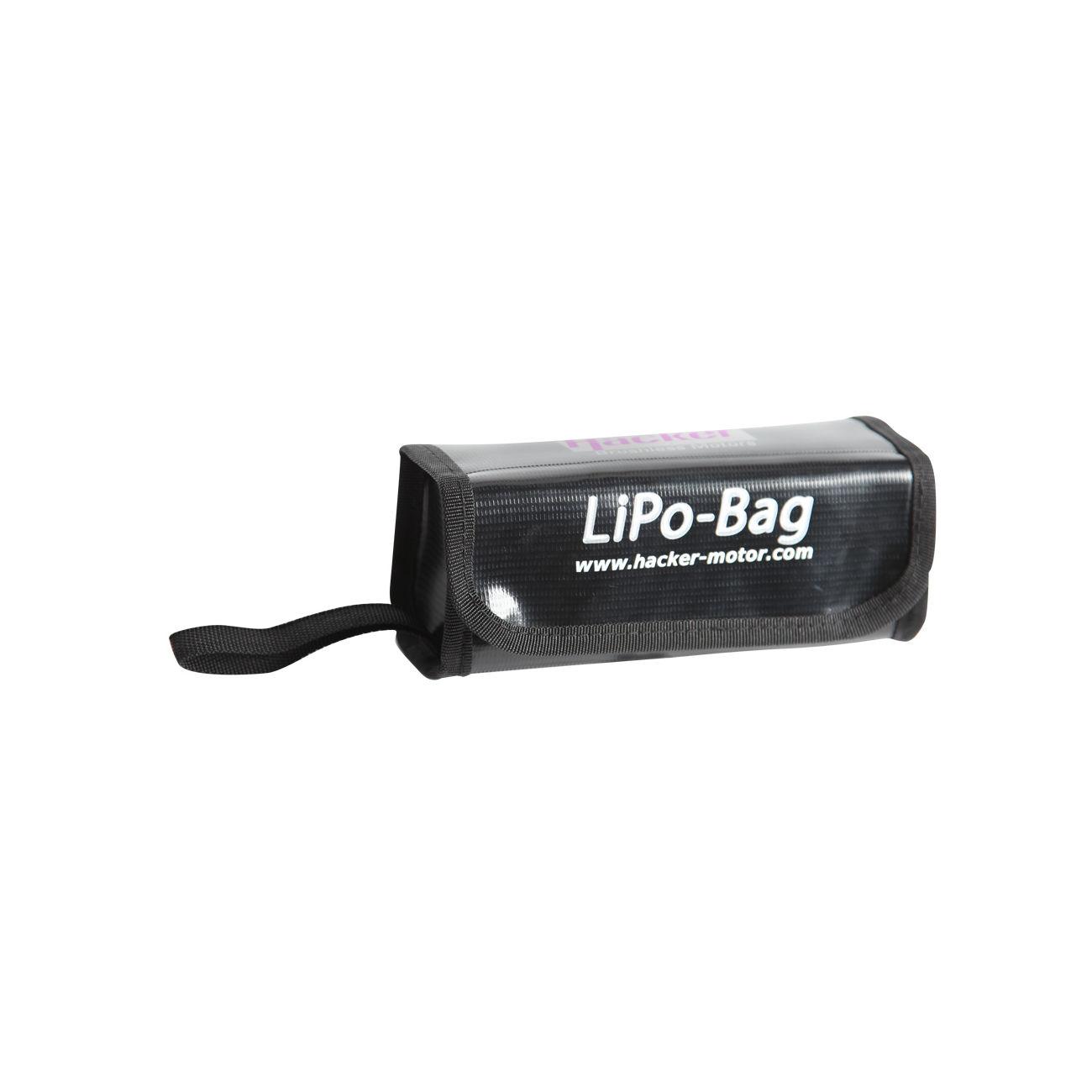 Hacker lipo bag schutztasche 150x45x60mm 29990010 kotte for Lipo schreibtisch