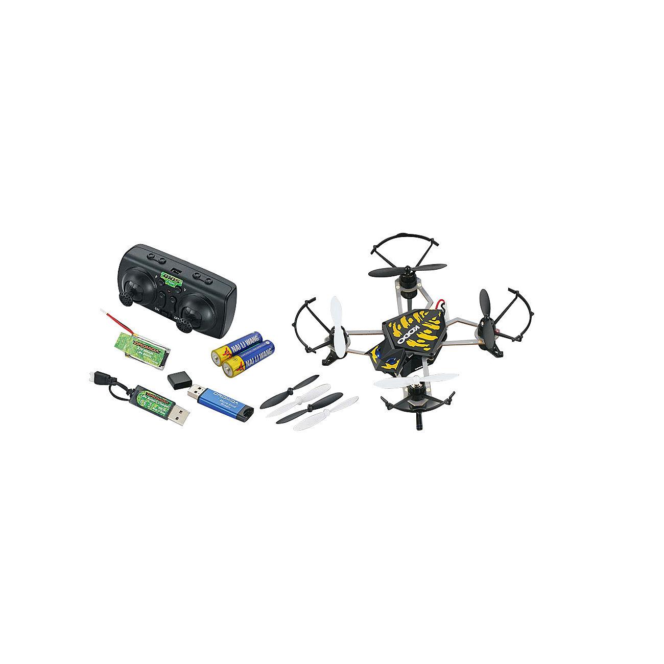 dromida kodo quadrocopter 4 kanal 2 4 ghz 100 rtf mit. Black Bedroom Furniture Sets. Home Design Ideas
