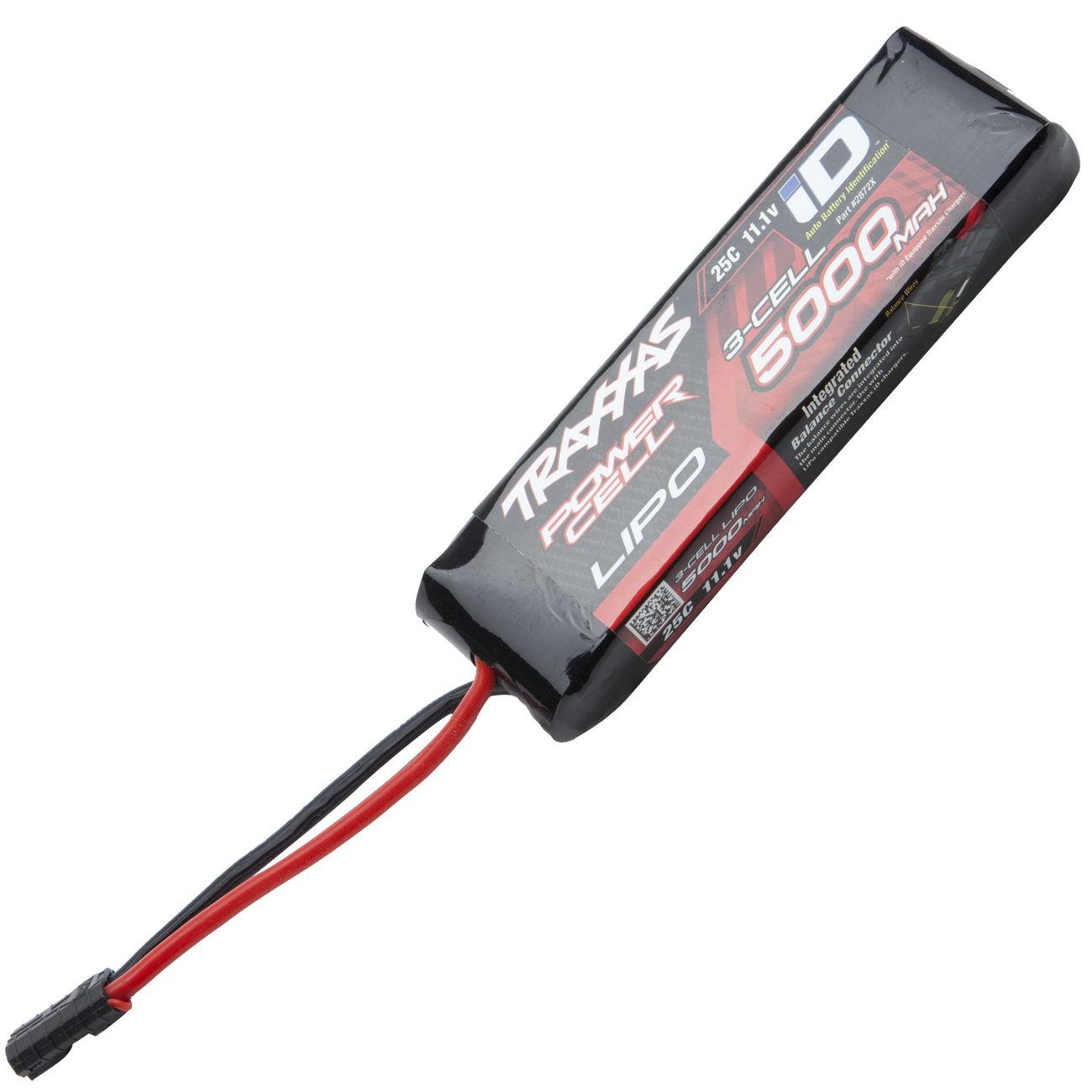 Traxxas power cell lipo akku 11 1v 5000mah 25c power pack for Lipo schreibtisch