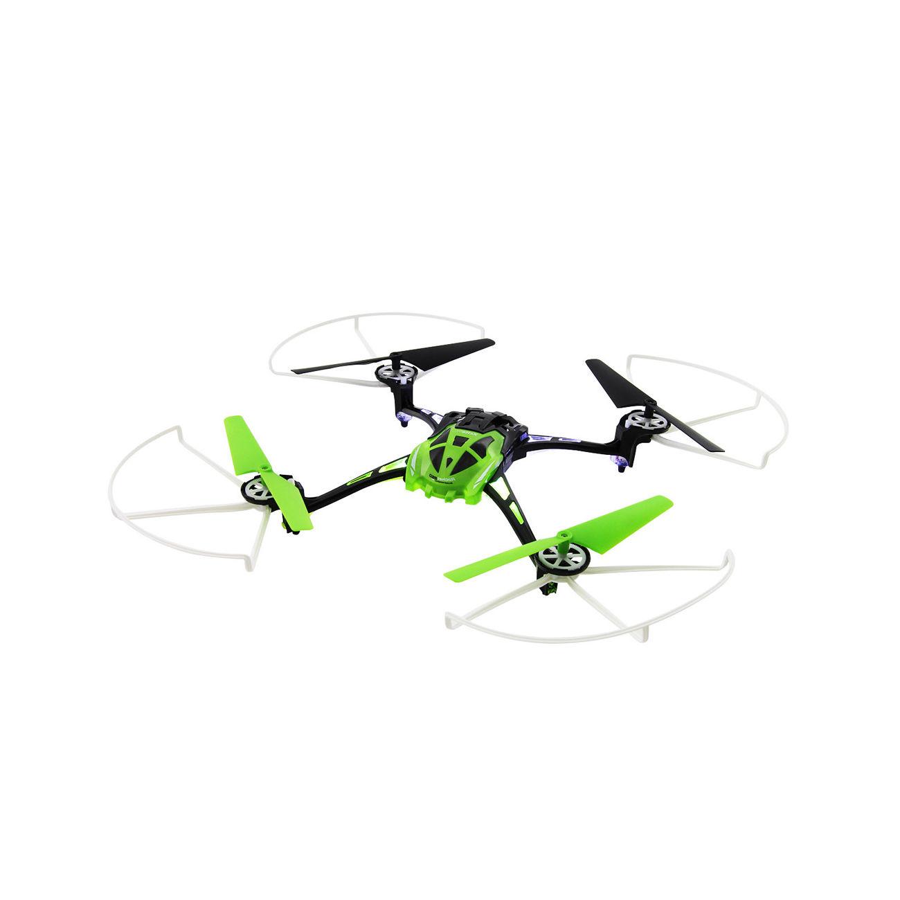 xciterc rocket 250 3d quadrocopter 4 kanal 2 4 ghz rtf gr n 15013100 kotte zeller. Black Bedroom Furniture Sets. Home Design Ideas