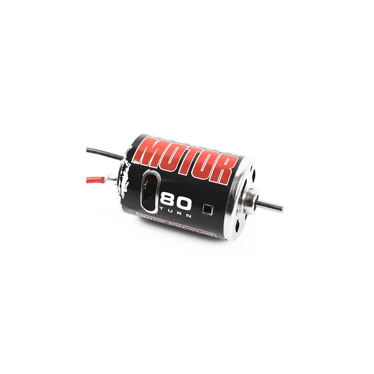 RC4WD Crawler Brushed 540er Motor 80 Turns Z-E0001 0