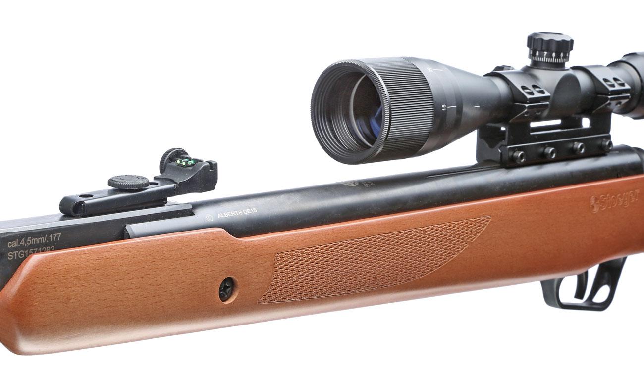 Stoeger x50 combo luftgewehr inkl. zielfernrohr kal. 4 5mm diabolo