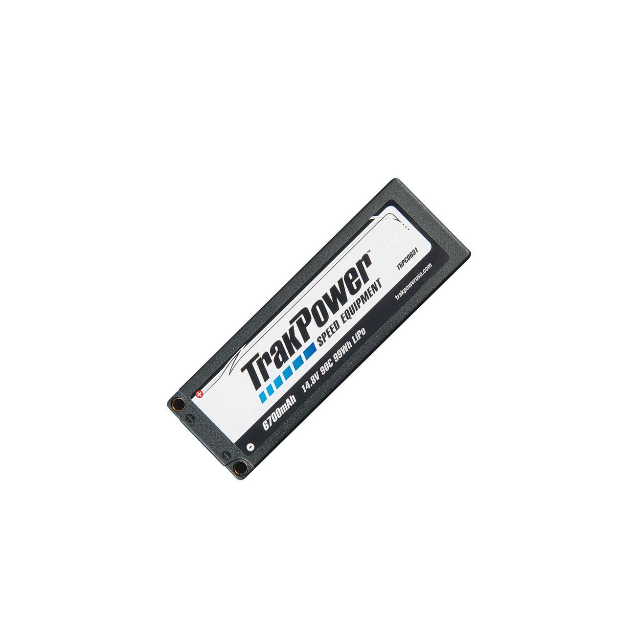 Trakpower lipo akku 14 8v 6700 mah 90c hardcase 5mm for Lipo schreibtisch