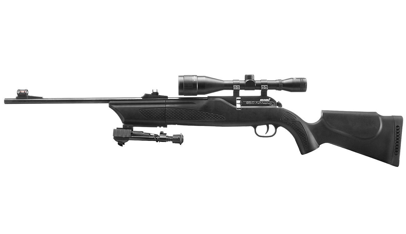 Hämmerli 850 airmagnum xt co2 luftgewehr 4 5 mm mit zielfernrohr