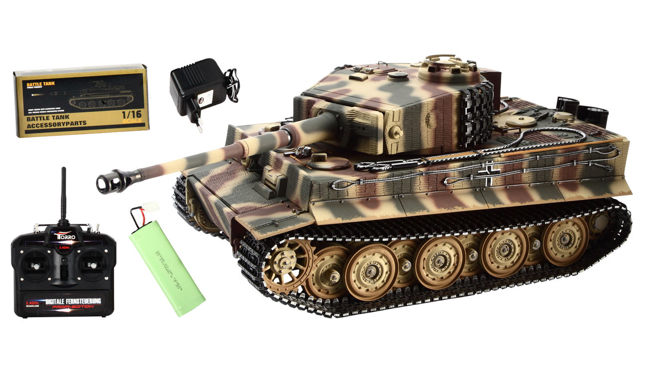 modell tiger panzer rc panzer tiger 1 rc panzer tiger i. Black Bedroom Furniture Sets. Home Design Ideas